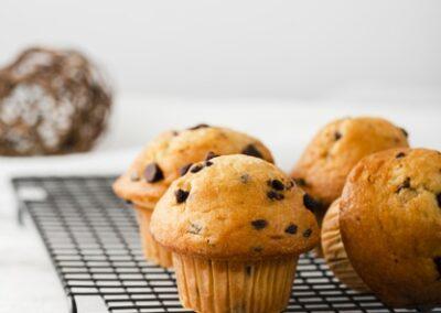 muffin ontbijt